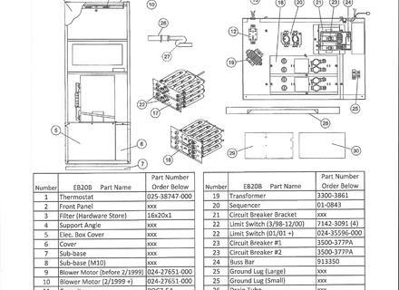 [GT_6341] Atwood Rv Furnace Parts Diagram Wiring Diagram