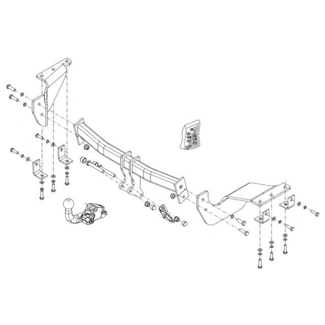 [CB_7820] Thule Towbar Wiring Diagram Wiring Diagram