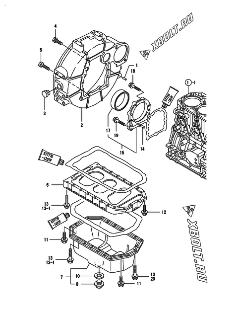 [CL_9103] Yanmar 3Tnv88 Wiring Diagram Wiring Diagram