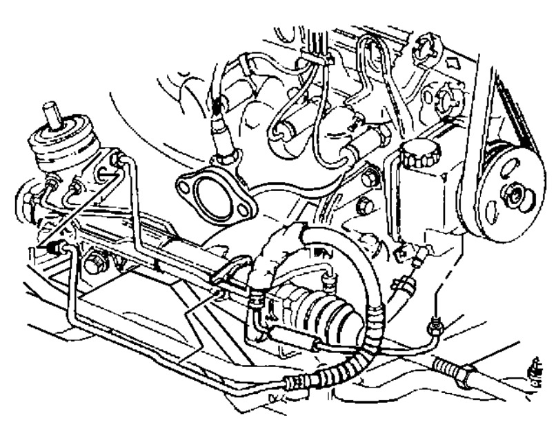 [RS_0877] Grand Am 3400 Motor Diagram On 2005 Buick