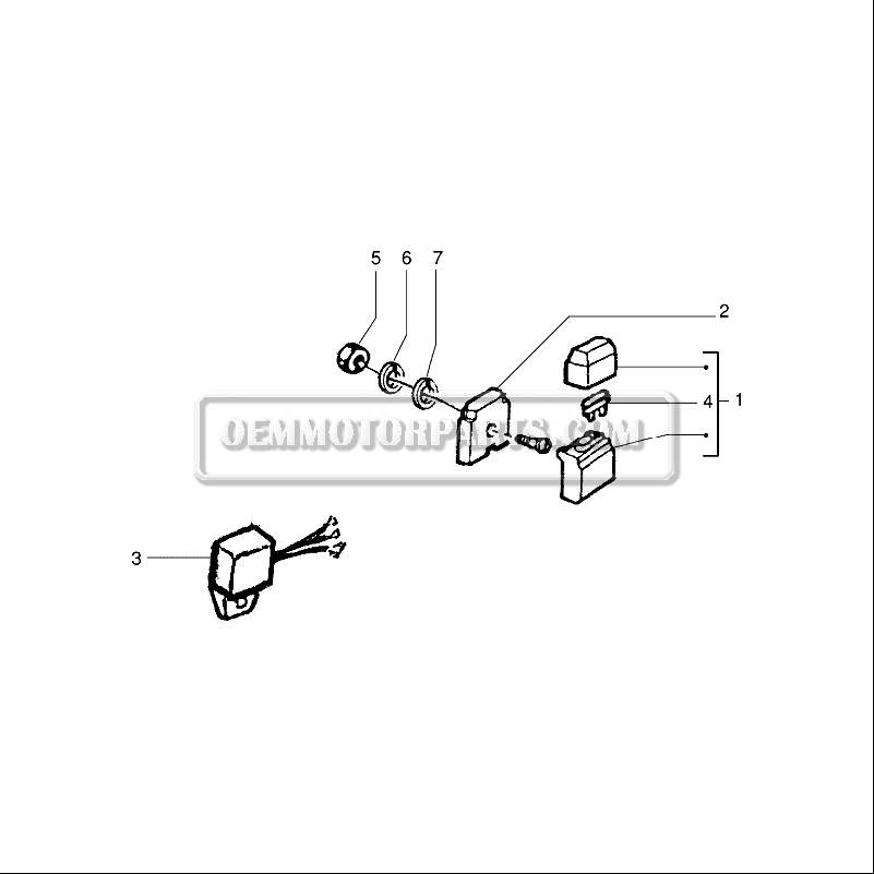 [TM_2733] Vespa Lxv Fuse Box Location Schematic Wiring