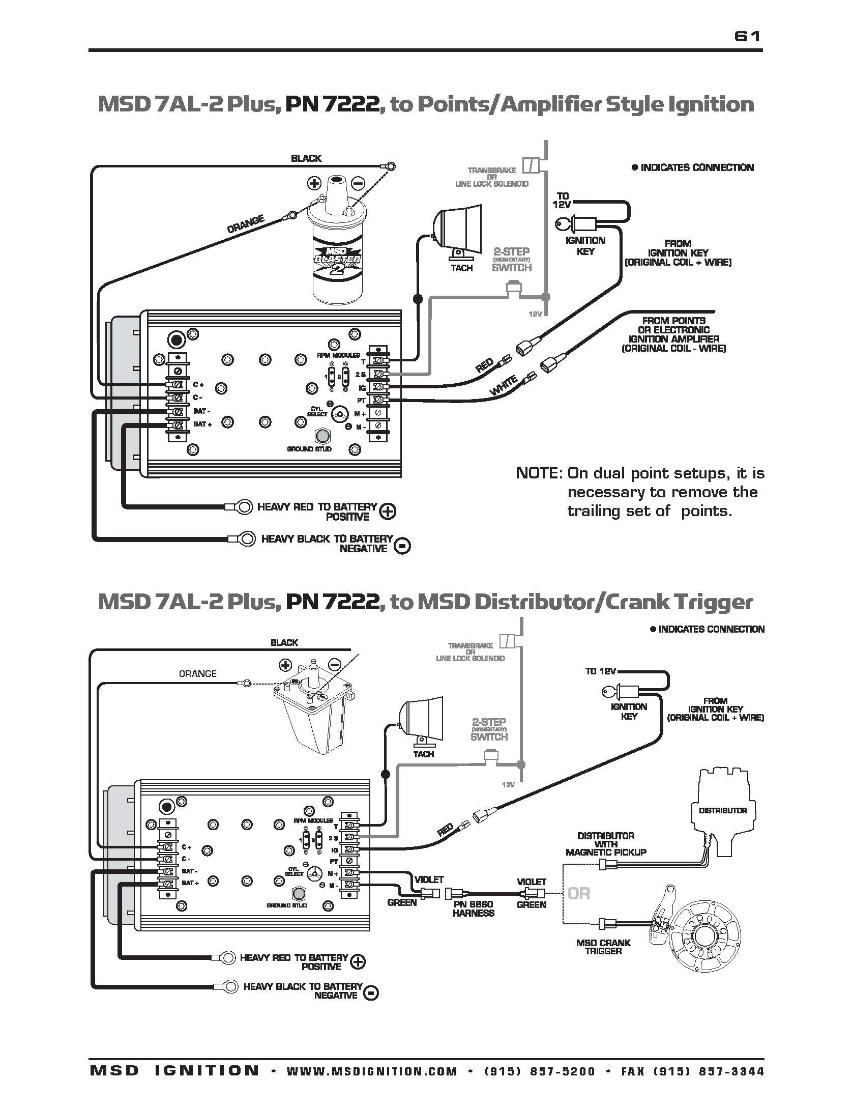DIAGRAM] Msd 6al Wiring Diagram Mallory Distributor P 9000 FULL Version HD  Quality P 9000 - BENDIAGRAMS.LANCIAECOCHIC.IT