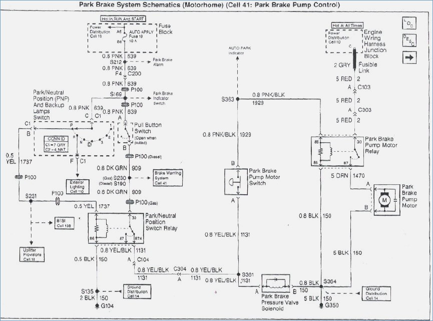 [WO_9349] Fleetwood Bounder Wiring Diagram For 1997 Free