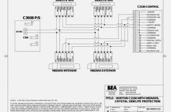 [YH_8696] Horton C2150 Wiring Diagram Schematic Wiring