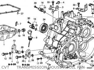 [LM_1420] Honda Transmission Schematic Download Diagram