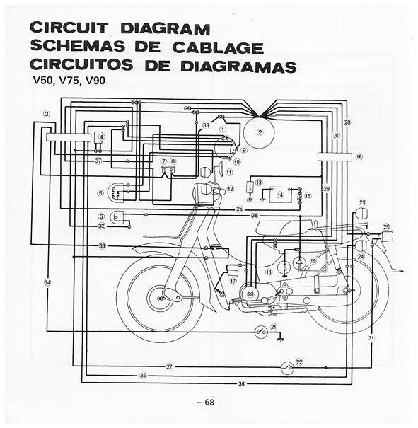 [VW_1764] Wiring Diagram Yamaha V80 Schematic Wiring