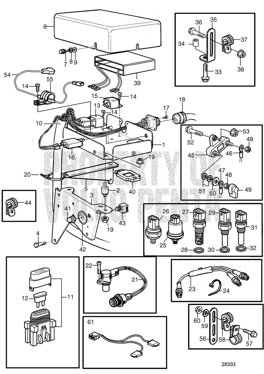 Volvo Penta Kad 43 Wiring Diagram