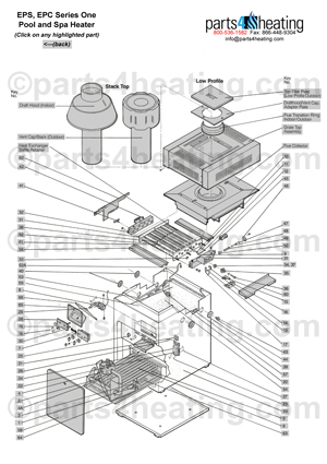 [SA_1228] Boiler Controls Piping Diagram And Parts List