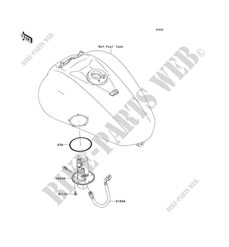 [GO_8972] Motorcycle Fuel Pump Diagram Free Diagram