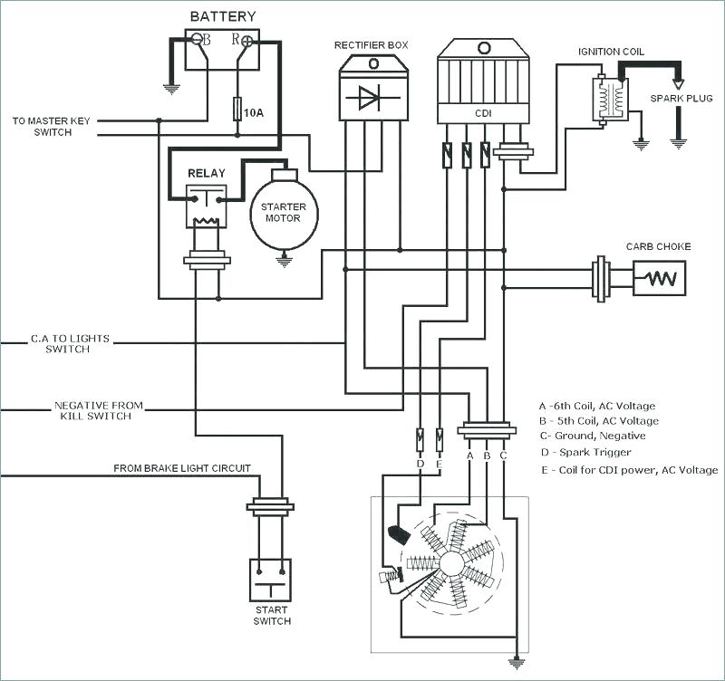 Yamaha Blaster Wire Diagram Electric / How To Remove Your