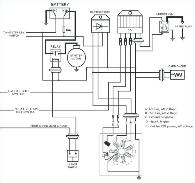 06 yamaha blaster 200 wiring diagram  mercury outboard