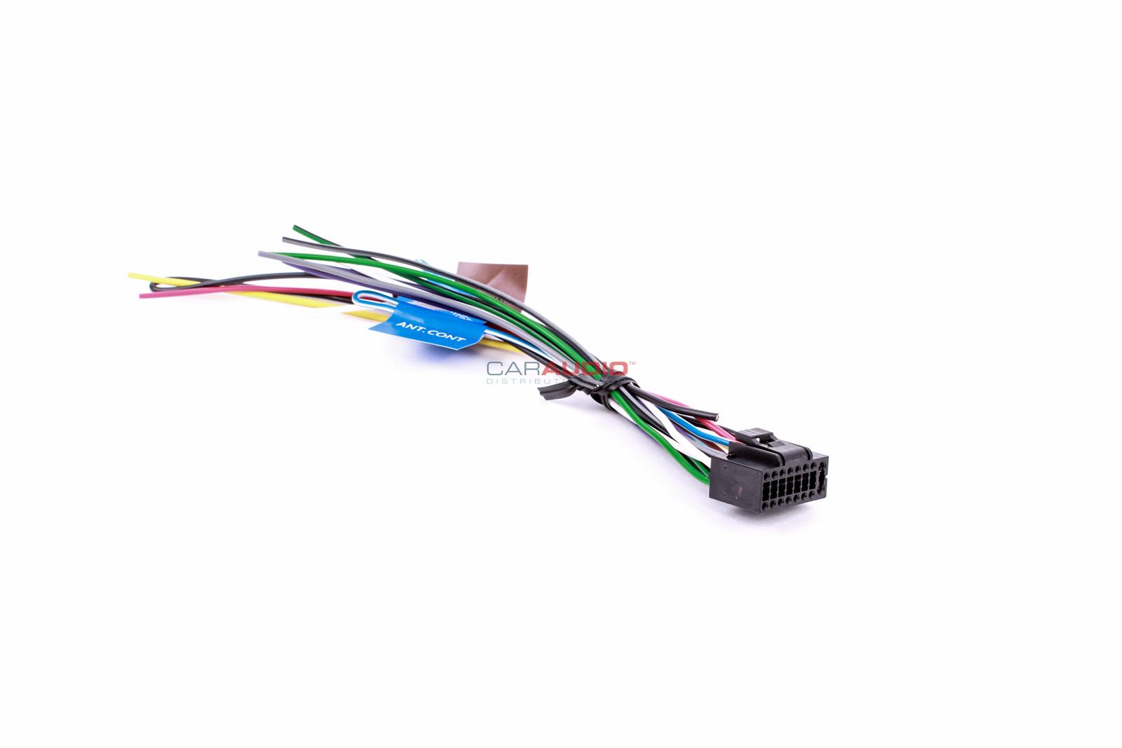 [TA_9545] Kenwood Ksc Sw11 Wiring Harness Diagram Model