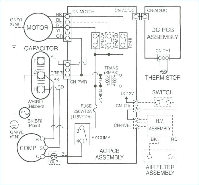 [HY_9021] Gas Furnace Wiring Diagrams Schematic Wiring