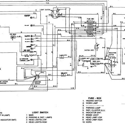 [WM_7995] Kubota Work Light Wiring Diagram Free Diagram