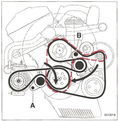 [MX_1233] Bmw Belt Diagram Schematic Wiring