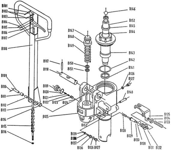 [XE_9259] Manual Pallet Jacks Diagram Download Diagram