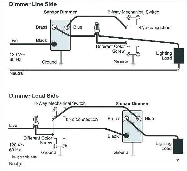 [VY_3018] Maestro Dimmer Wiring Diagram Schematic Wiring