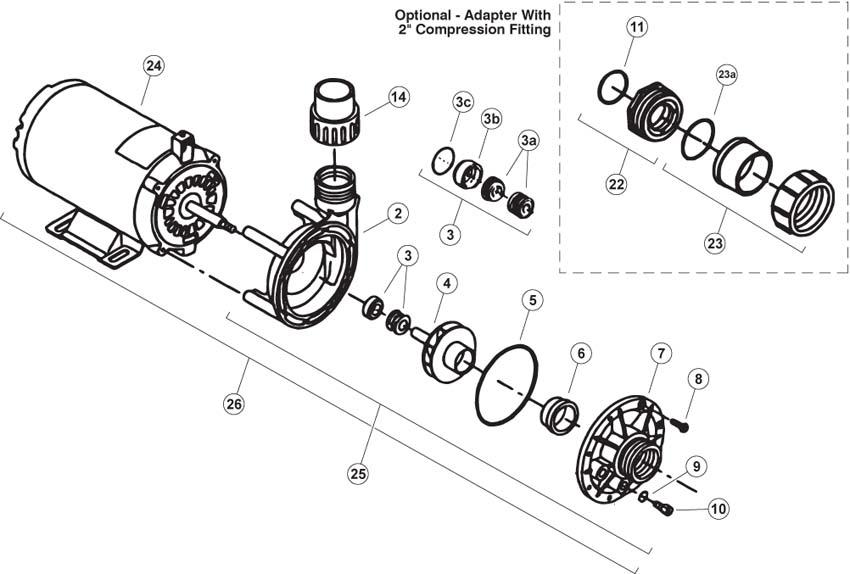 [BD_3701] Waterway 56 Pump Wiring Diagram Free Diagram
