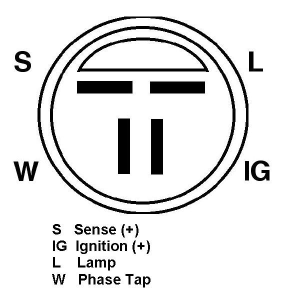 [ST_8400] Vauxhall Alternator Wiring Free Diagram