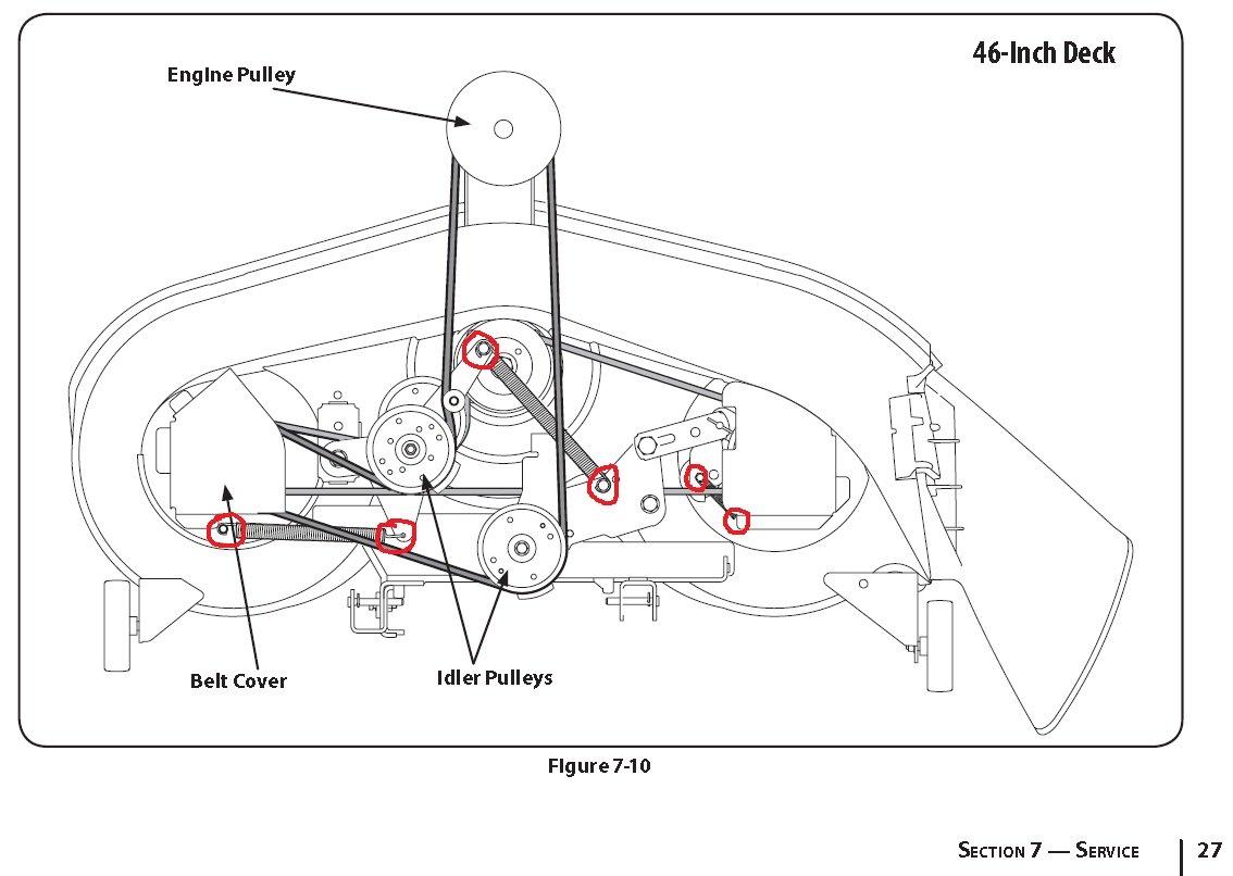 [NM_8404] Mtd Drive Belt Diagram Free Diagram