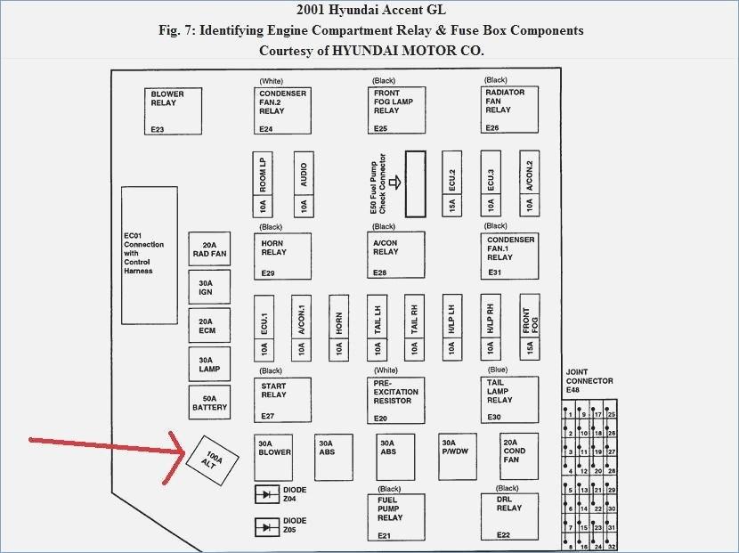 38+ 2013 Hyundai Accent Fuse Diagram