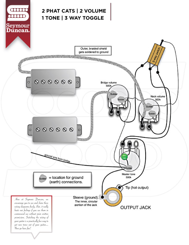 wiring seymour duncan p90 stack  ford ranger headlight