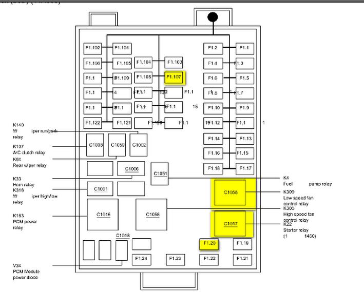 [DIAGRAM] 2001 Ford Windstar Fuel Pump Wiring Diagram FULL