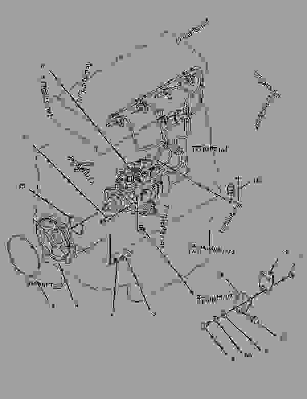 [YF_4734] 236 Cat Engine Diagram Schematic Wiring