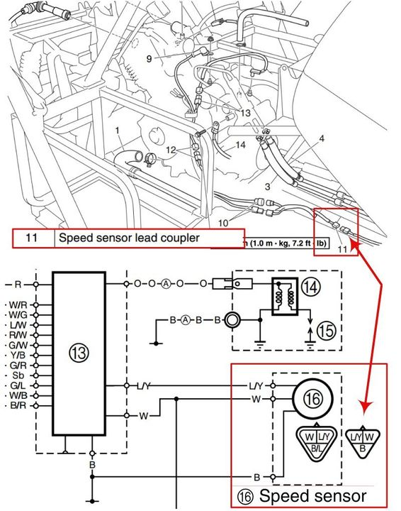 yamaha grizzly 125 wiring diagram full hd quality version