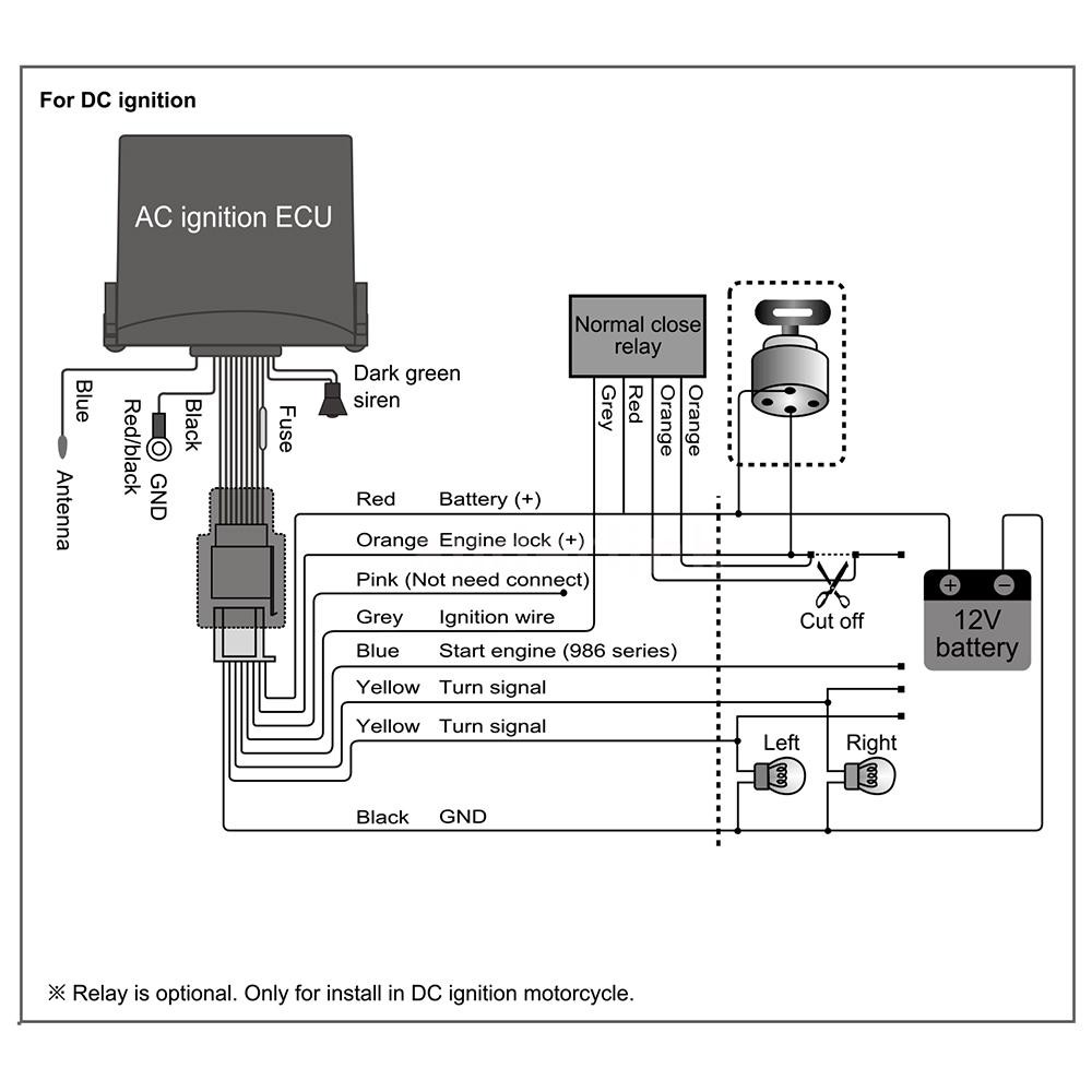 [YS_9169] Wiring Diagram For Toad Alarm Schematic Wiring