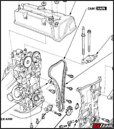[NS_3614] Honda K20A Diagram Wiring Diagram