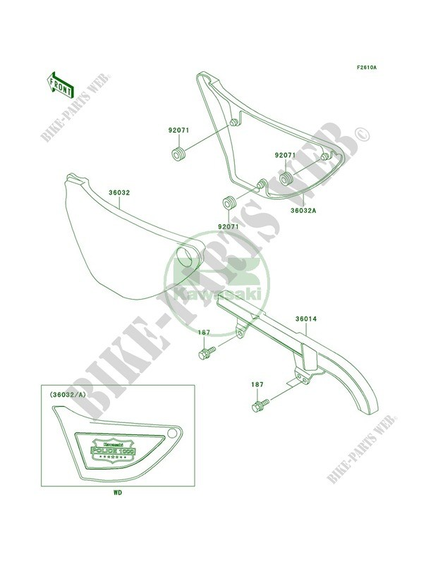 [AY_8979] Motorcycle Wiring Diagrams Also Kawasaki Kz1000