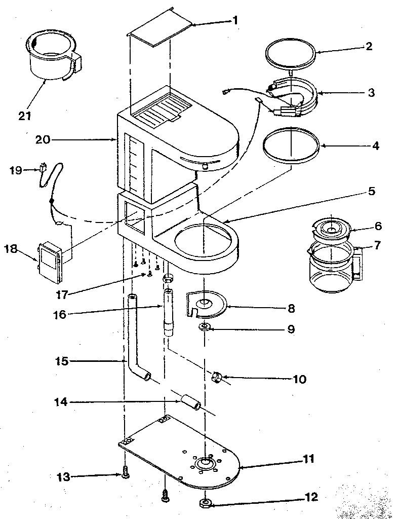 [HE_3102] Keurig Parts Diagram Wiring Diagram