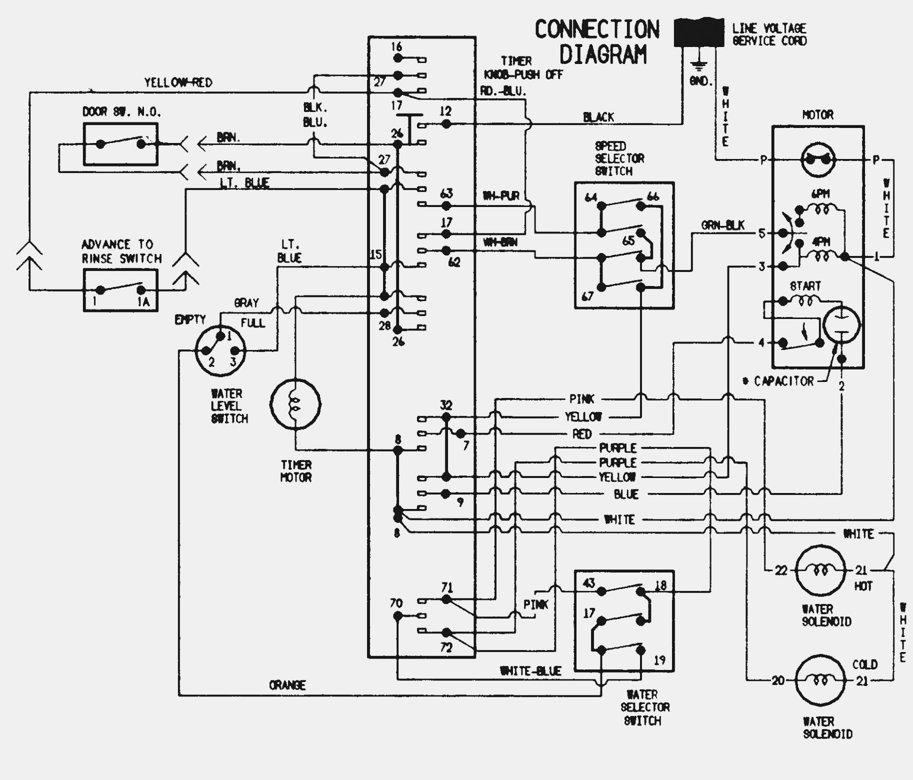 [MR_0827] Jabsco Spotlight Wiring Diagram Download Diagram