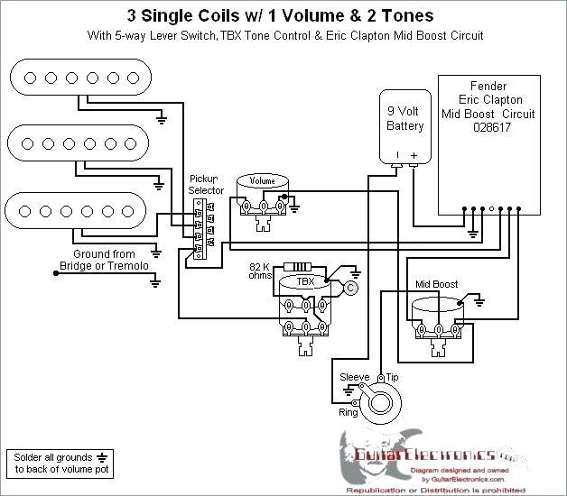 [NT_6612] Fender Tbx Wiring Diagram Schematic Wiring