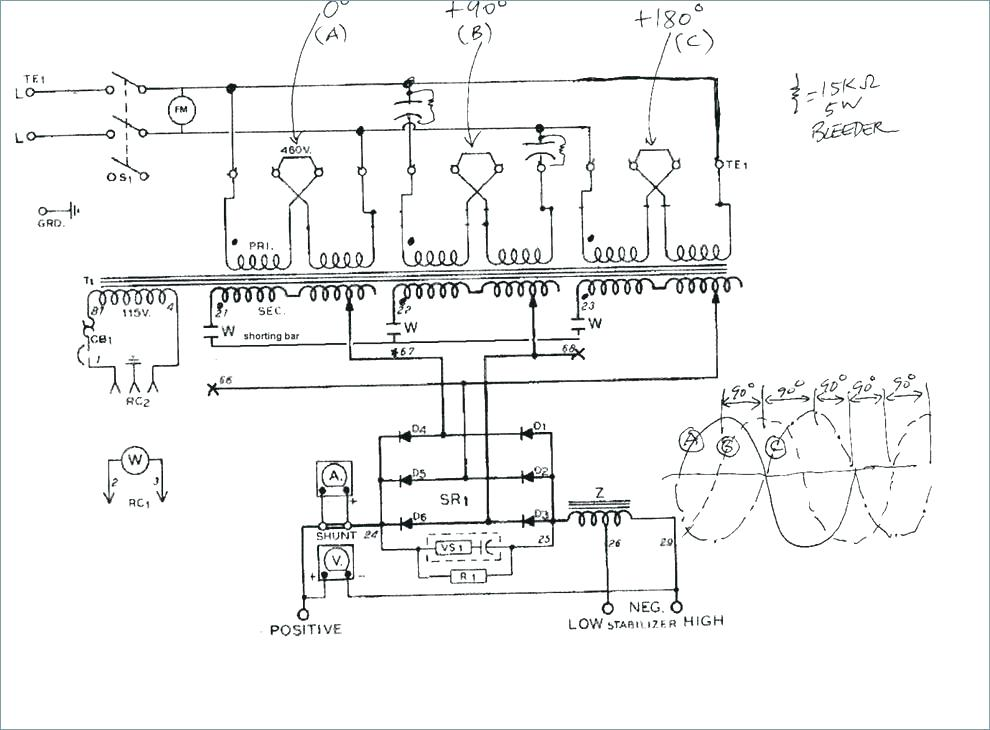 [FZ_4052] Wiring 220 Schematic 3 Wire Download Diagram