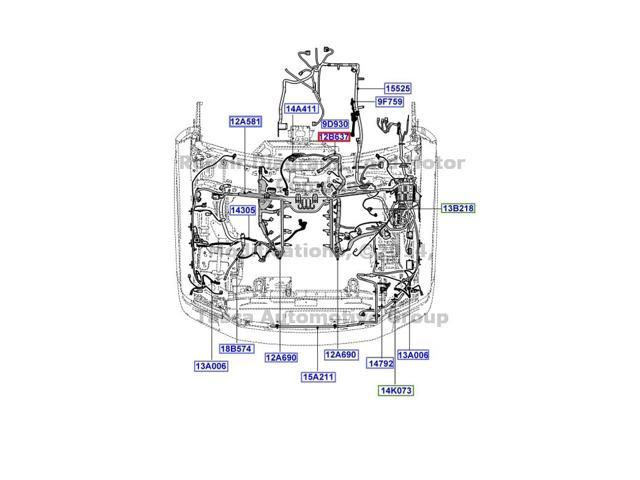 [DN_2694] 2010 Ford F450 Trailer Wiring Harness Free Diagram