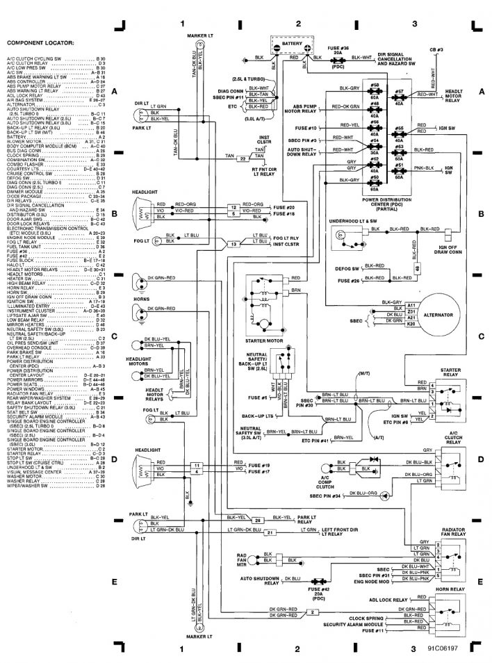 [DS_1109] John Deere 310C Backhoe Wiring Diagram John