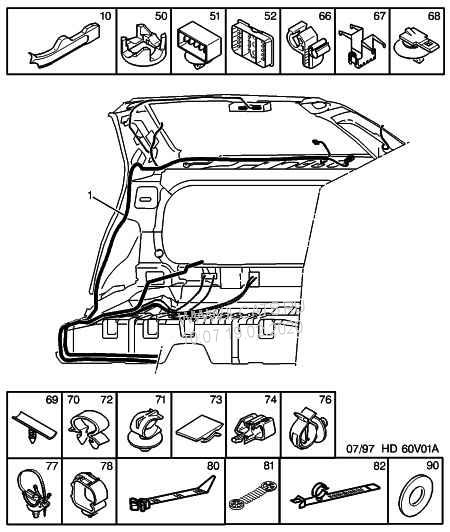 [XB_4595] Peugeot 306 Wiring Harness Schematic Wiring