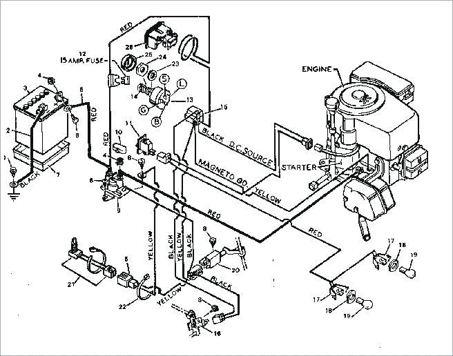 [GF_6854] Craftsman Mower Deck Diagram Craftsman Lawn