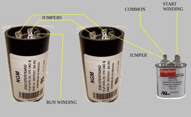 10 hp baldor motor capacitor wiring 93 sable fuse diagram