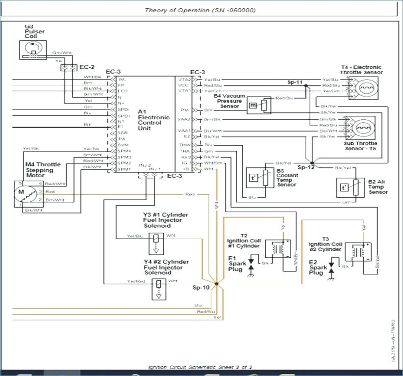 [ZR_4689] John Deere Gator Wiring Diagram For 2007 Wiring