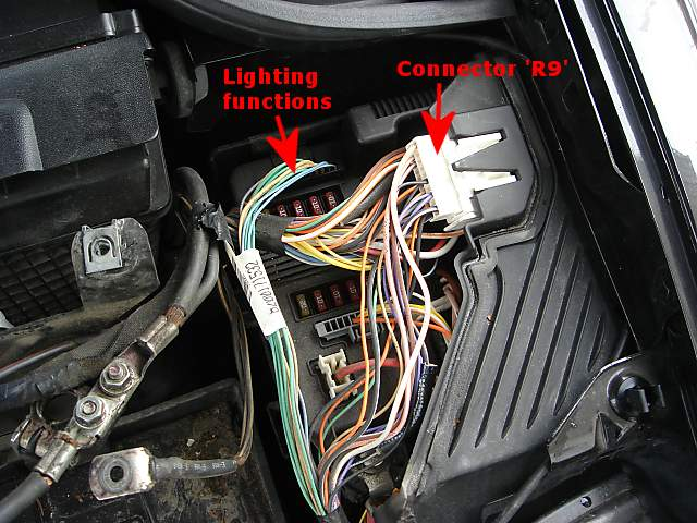 renault megane fuse box engine bay  center wiring diagram