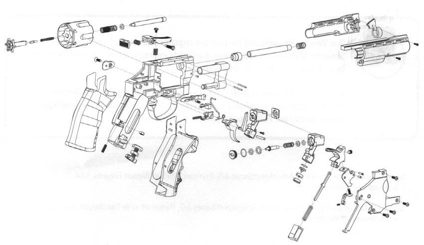 [XD_6845] Diagram Of Revolver Download Diagram