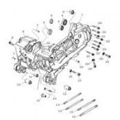 [AV_7808] Gy6 Engine Vacuum Diagram Schematic Wiring