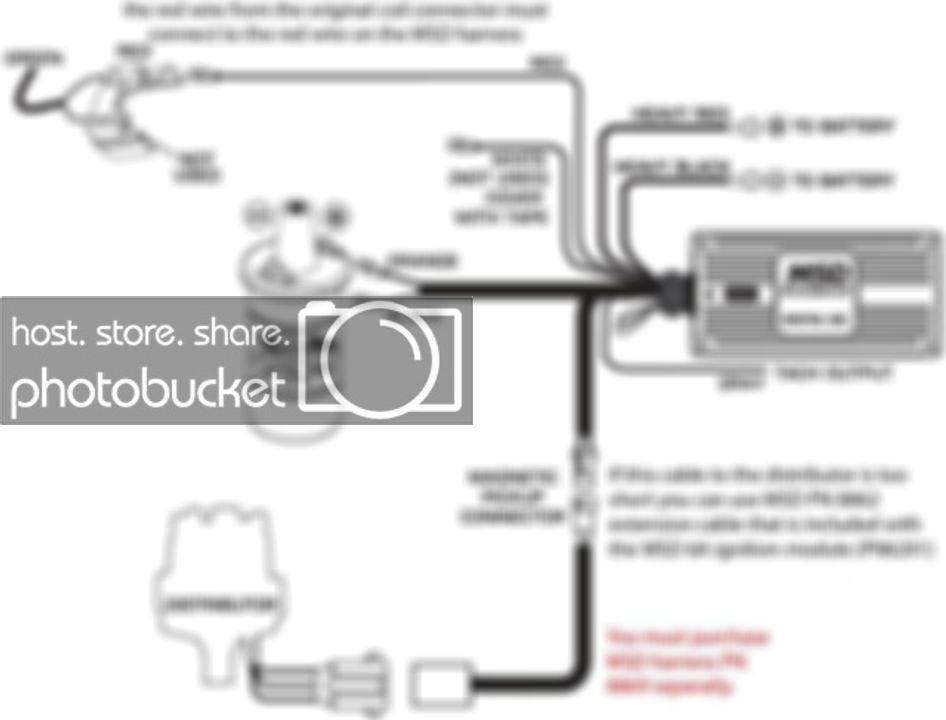 [RO_5900] Chevy Msd Distributor Wiring Diagram Schematic
