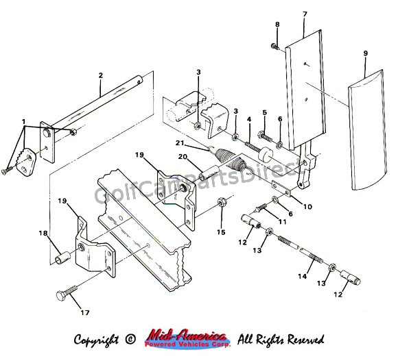 [BY_2858] Gas Pedal Schematic Download Diagram
