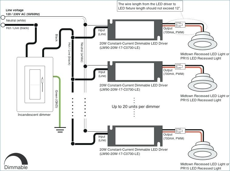 [LN_6015] Wiring Diagram As Well As Led Recessed Lighting