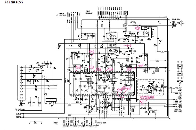 Tips Komputer: [39+] Schematic Diagram Samsung Led Tv