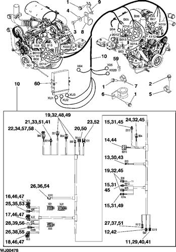 [NY_6405] John Deere Ecu Wiring Diagram Schematic Wiring